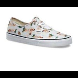 EUC Vans Digi Hula Old Skool Shoes Size M5/W7